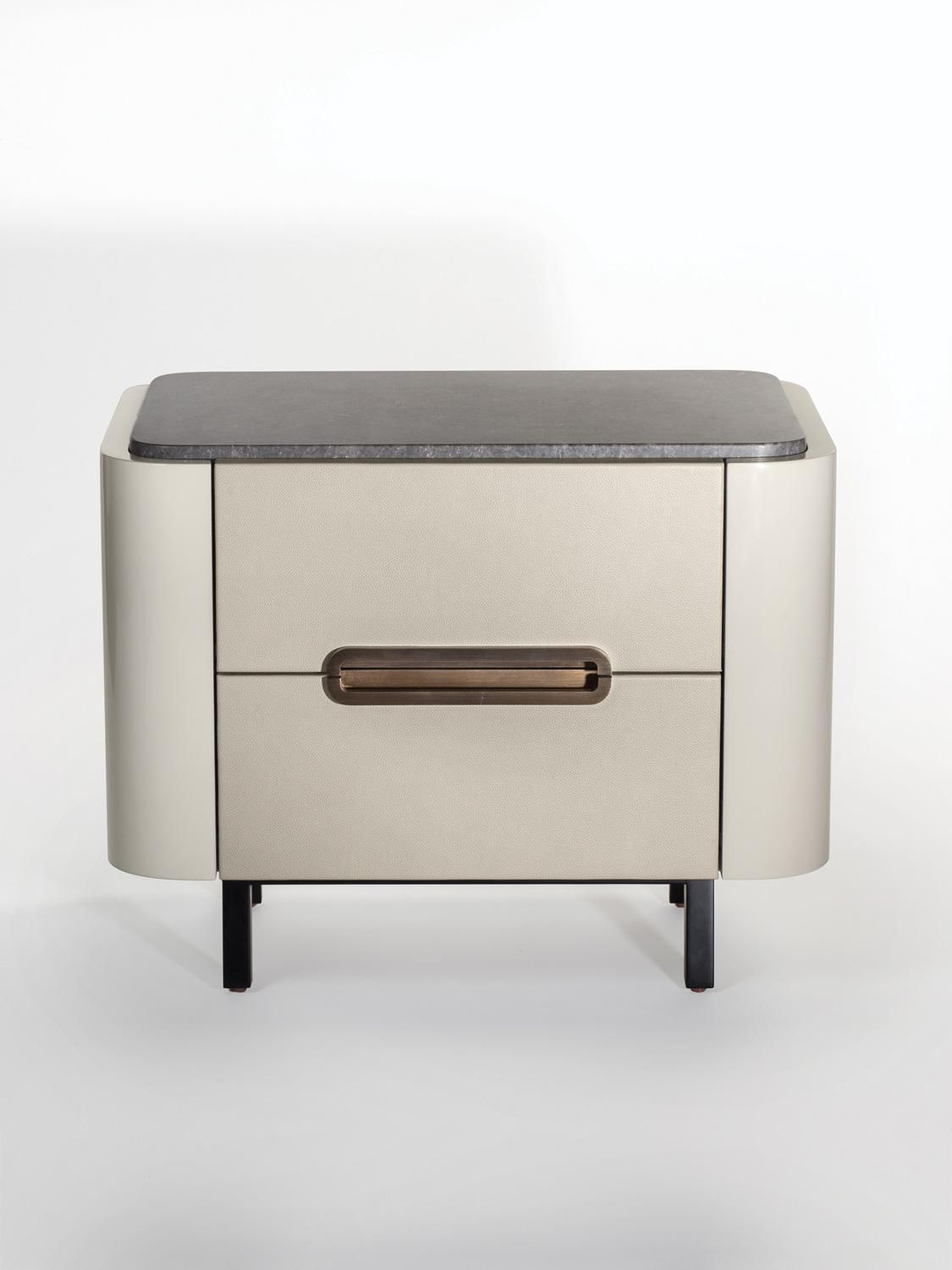 Magni Home Collection Joanna Nightstand Furniture Furniture