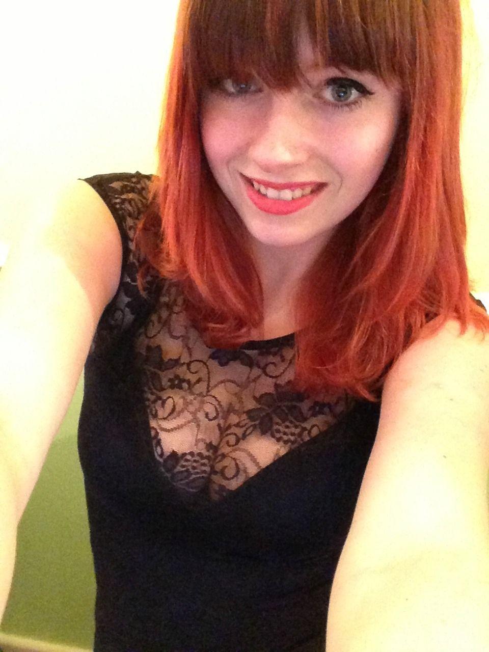 I heard you like redheads?   Best eye cream for dark ...