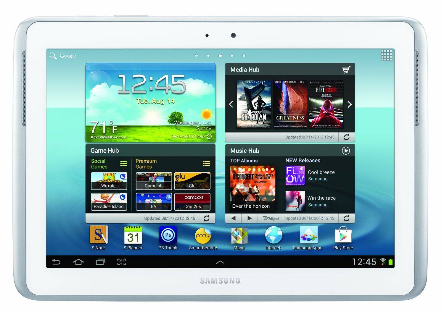 Samsung Galaxy Note 10 1 16gb White Best Gifts For Christmas Gadgets Samsung Galaxy Note Galaxy Tablet Note Tablet Samsung Tablet