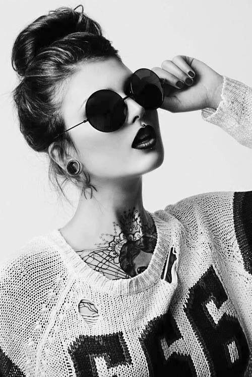 Bad girl fashion