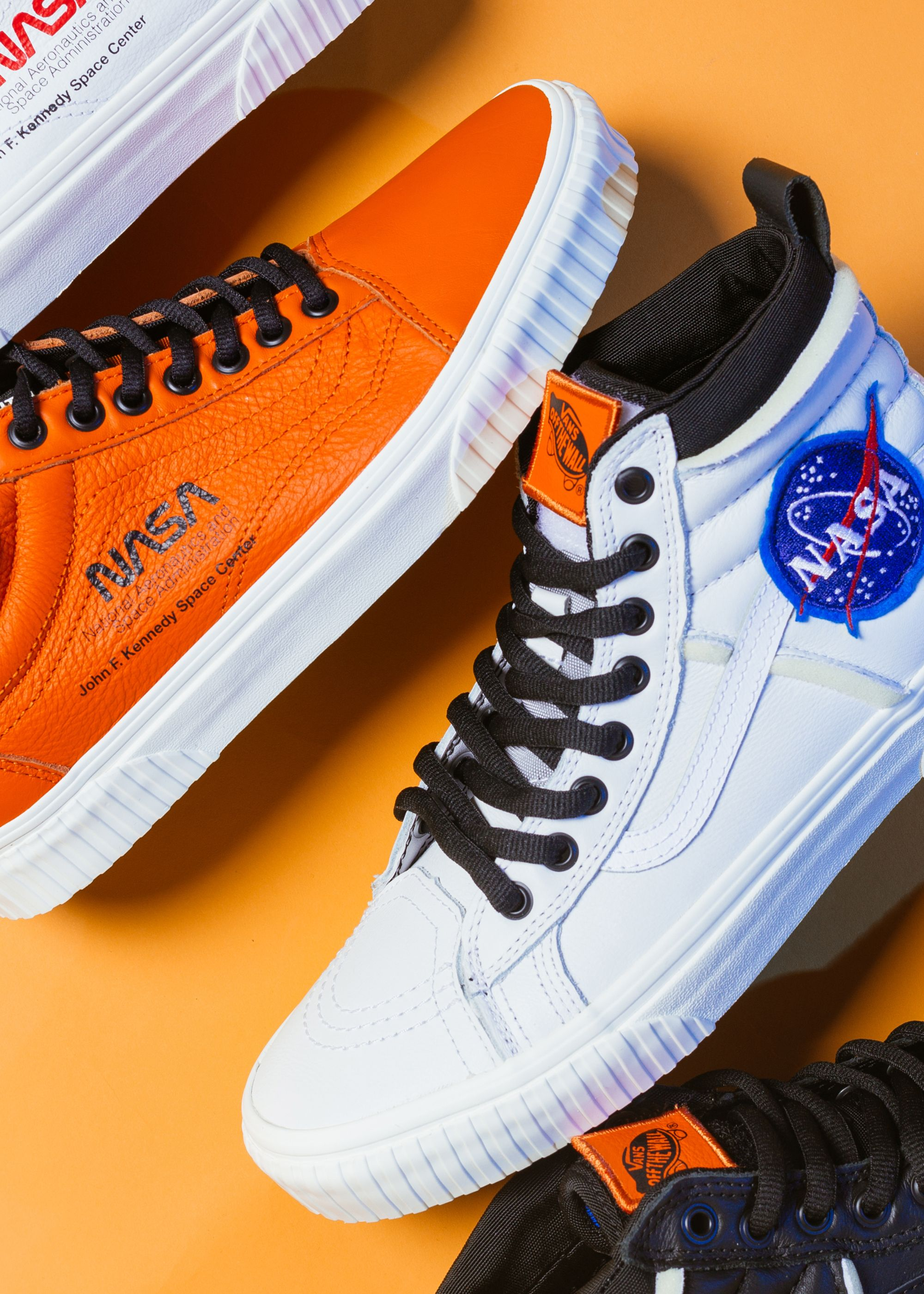 Vans Space Voyager Pack | Nasa clothes, Retro running shoes