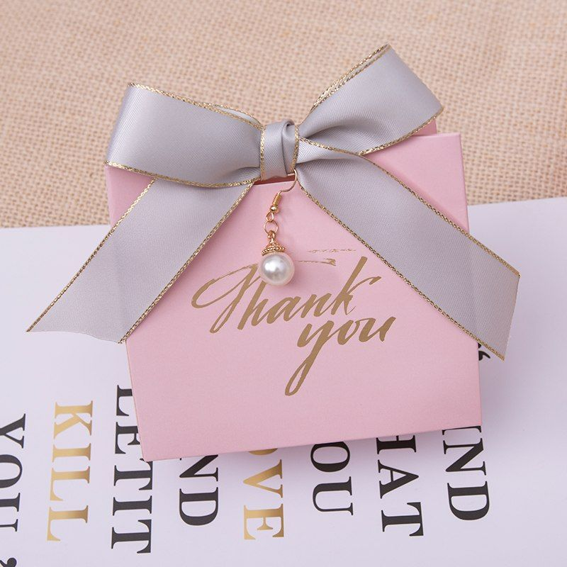 50pcs Lot Unique Pink Marble Baby Shower Candy Box Anniversary Engagement Chocolate Container Wedding Wedding Cake Boxes Wedding Favor Boxes Baby Shower Candy