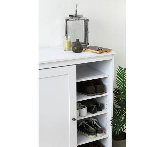 Buy Collection Dover Sliding Door Hallway Unit White At Argos Co