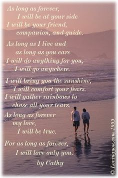 Marriage Poem It S Like The Wedding Version Of Love You Forever By Munsch