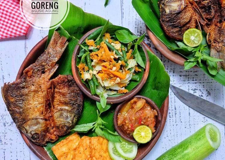 Resep Ikan Mas Crispy Oleh Susi Agung Resep Resep Ikan Mas Makanan Resep Masakan Indonesia