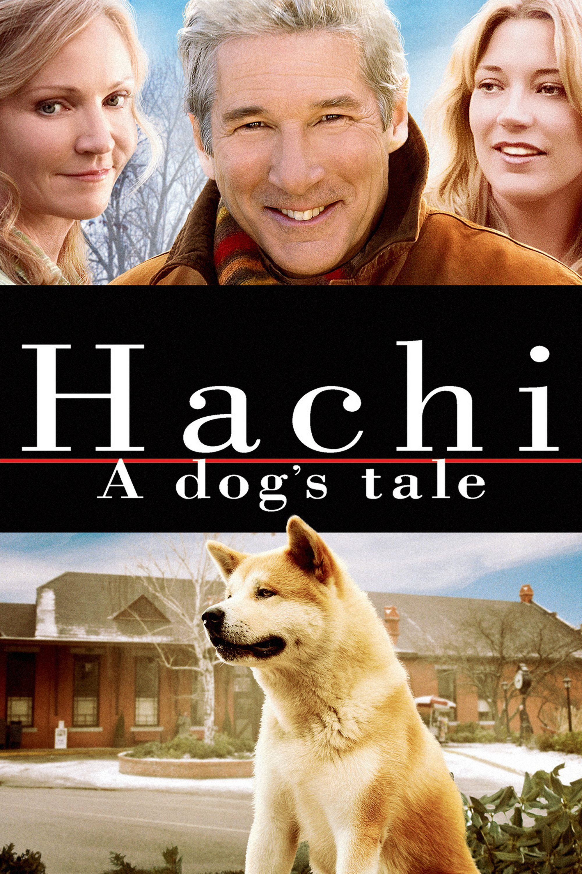 Hachi A Dog's Tale in 2020 A dog's tale, Movies to