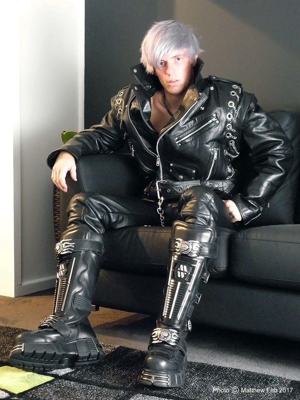 Juergenland Oh Boy   Skinnbyxor  Lder, Killar Och Jeans-3580