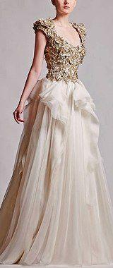 Krikor Jabotian S/S 2013 Haute Couture