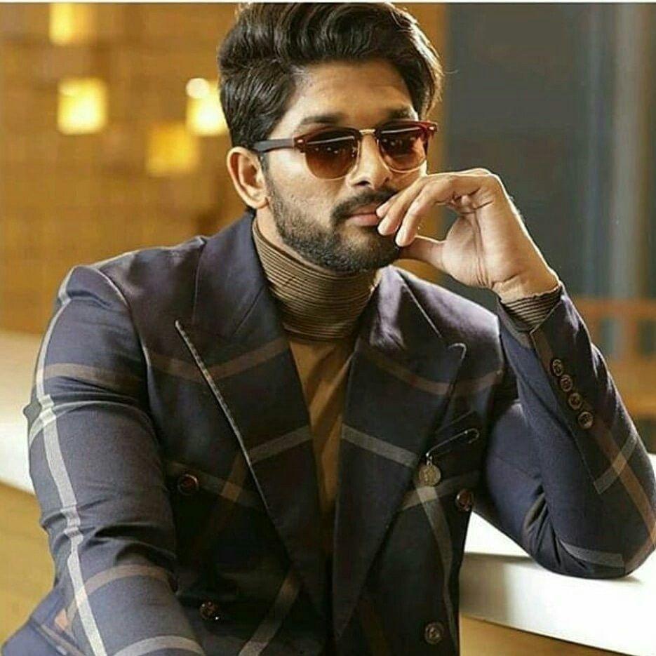 Alluarjun Allu Arjun Hairstyle Dj Movie Actors Images