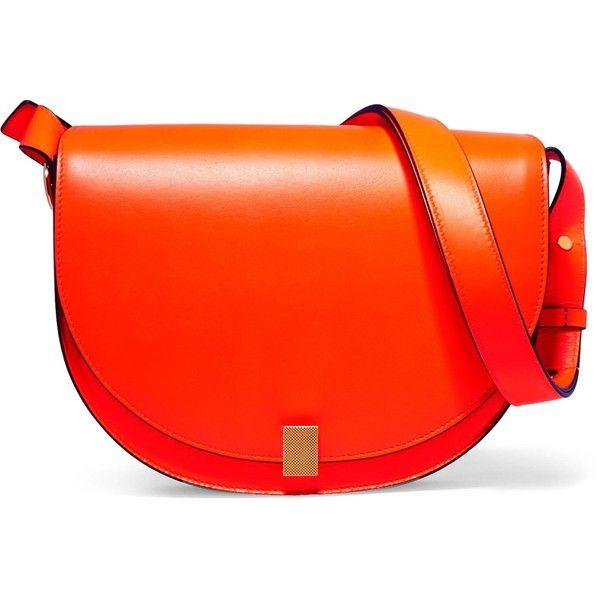 Victoria Beckham half-moon box bag - Red 9P3CDWe5R