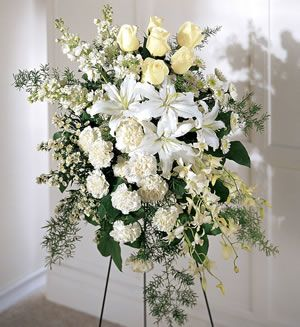 Flowers Emotions Funeral Flower Etiquette 101 Funeral