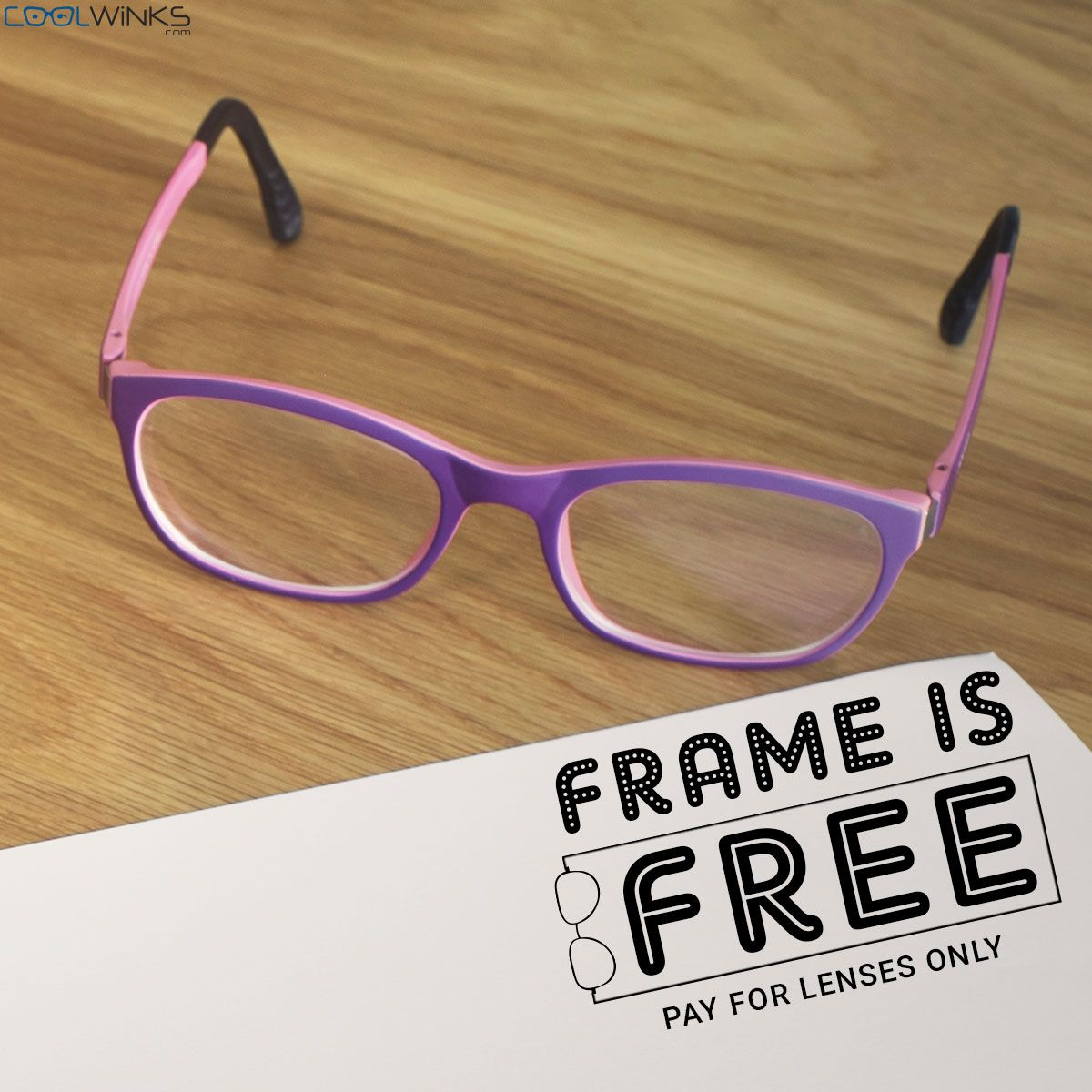 88ffbd6731 Get Extra Rs.700 CoolCash  Discount on the Hottest Collection of Eyeglasses   Coolwinks. Frame is FREE
