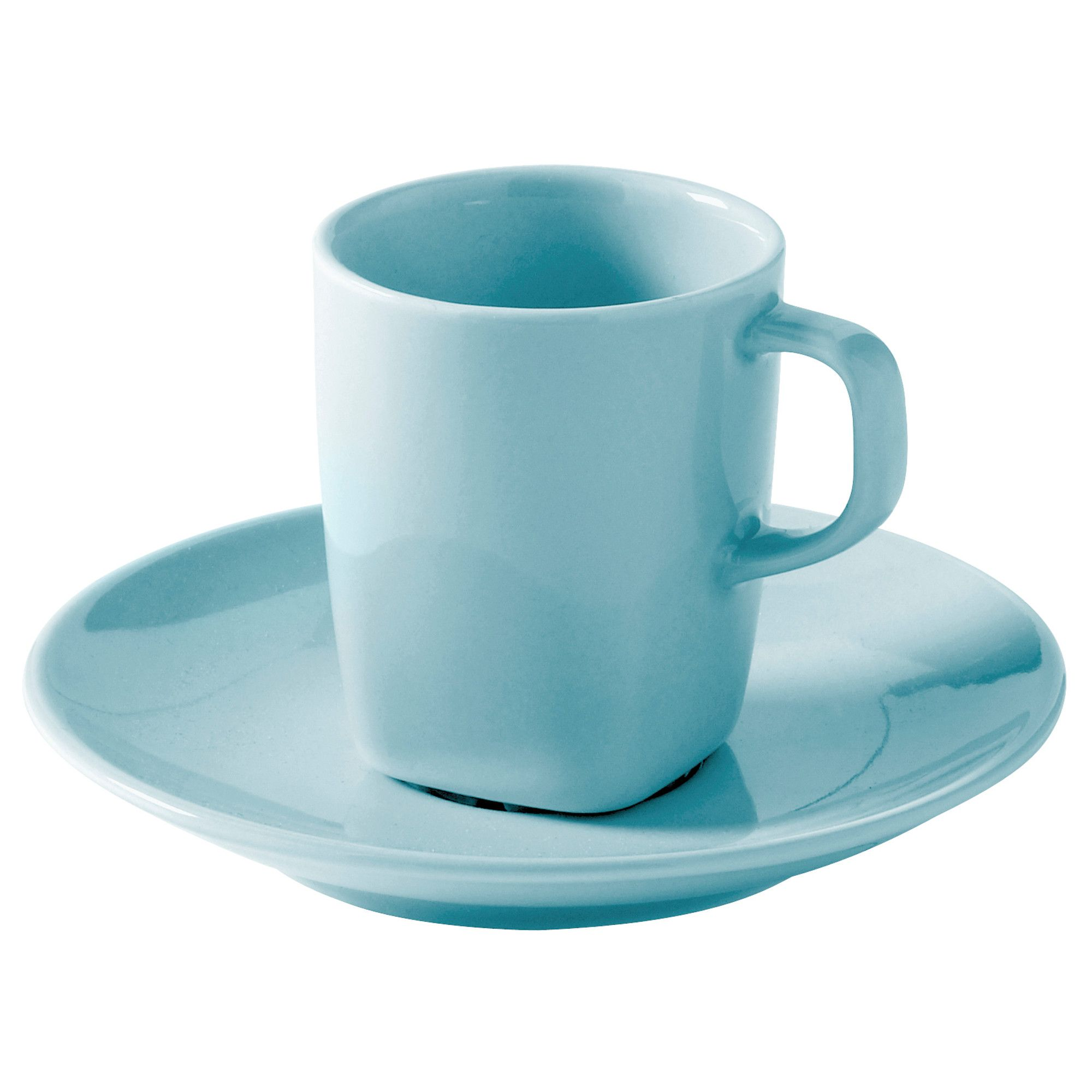 2 99 Ikea 365 Espresso Cup And Saucer Ikea Aqua Love