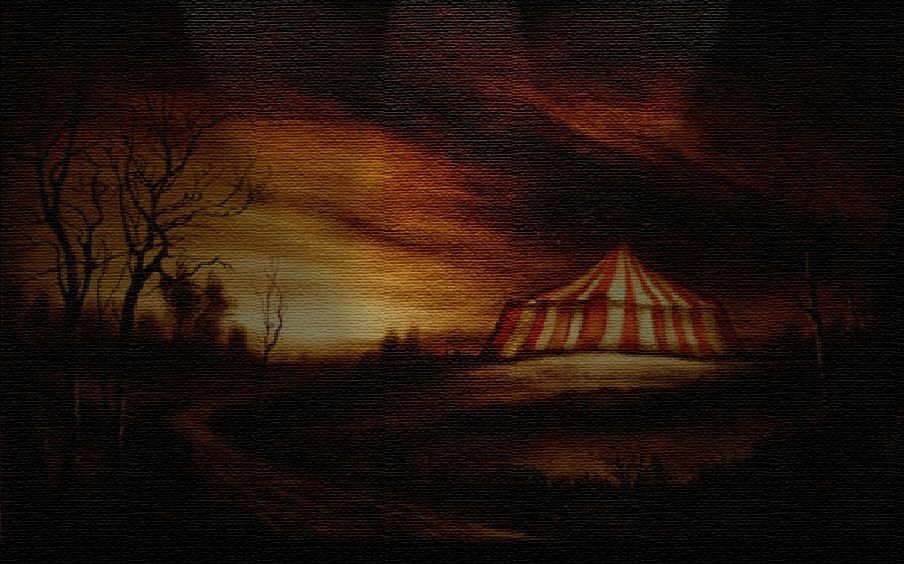 the dark carnival bradbury Google Search Dark circus