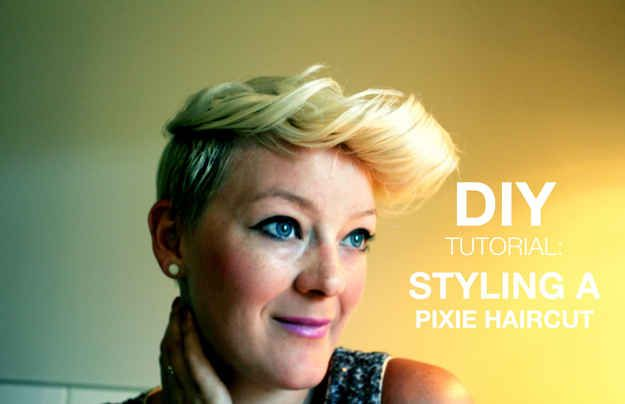 Banged Out Style 18 Awesome Style Ideas For Pixie Cuts Hairrrrr