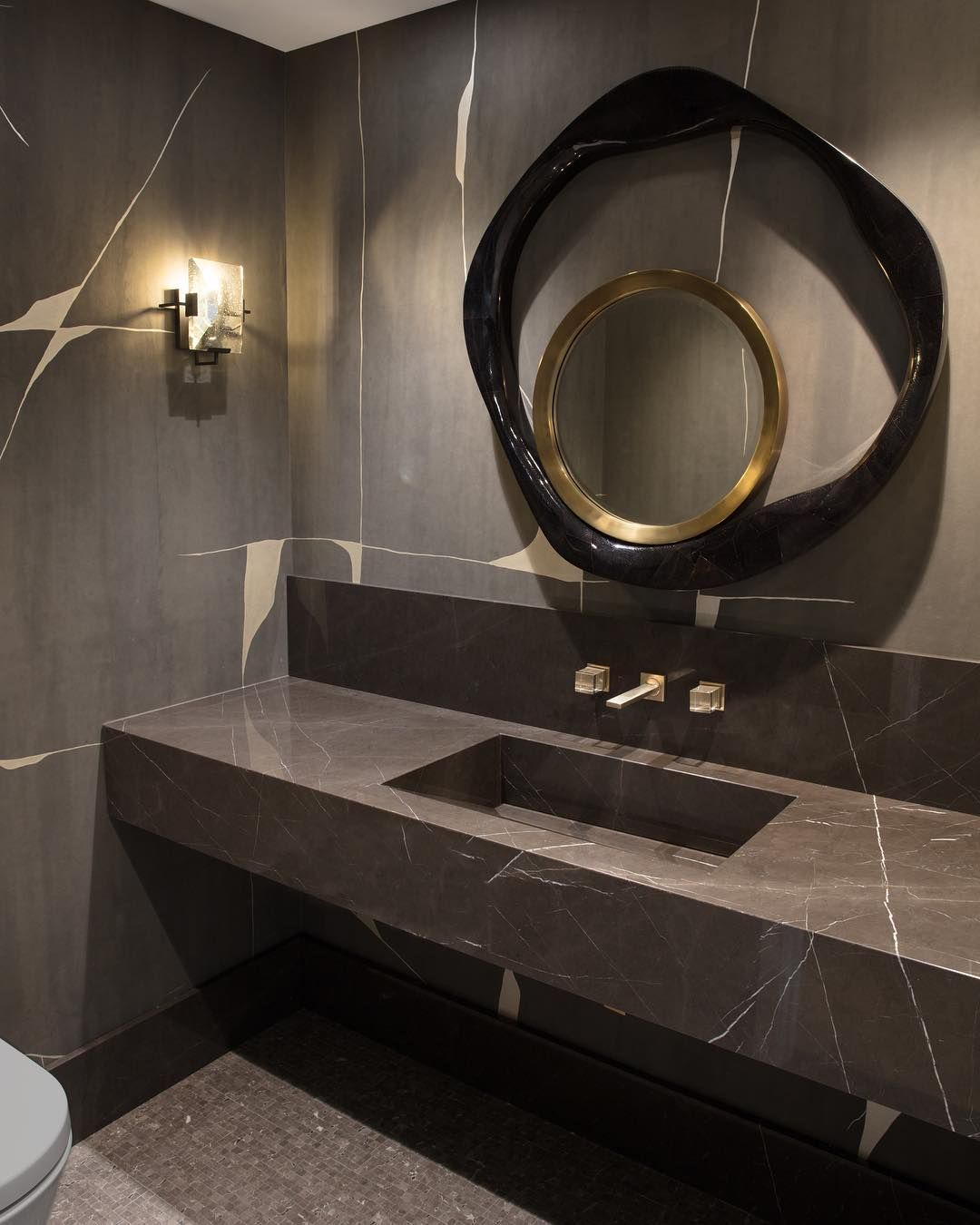 Simple Updates To Transform Your: Did You Know You Can Use A Linear Drain To Create A