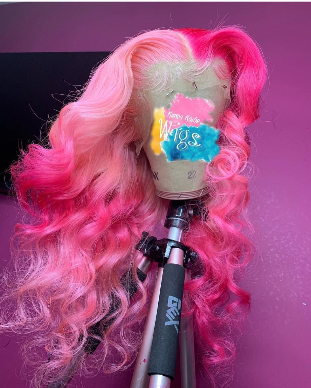 Sophia - Blonde Body Wave Lace Wig - Lace Front Wig / 20 #lacewigs