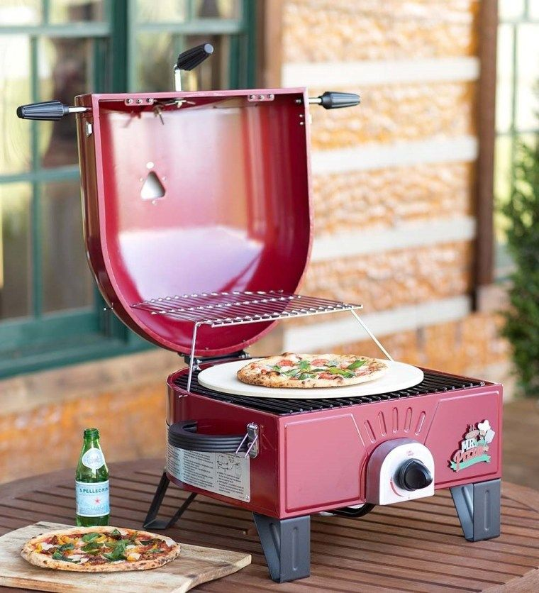 novelty pizza ovengrill