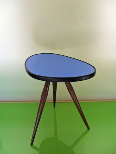 expo 58 table tripode design annee 50 60 70 vintage fifties formica atomium and expo 39 58. Black Bedroom Furniture Sets. Home Design Ideas