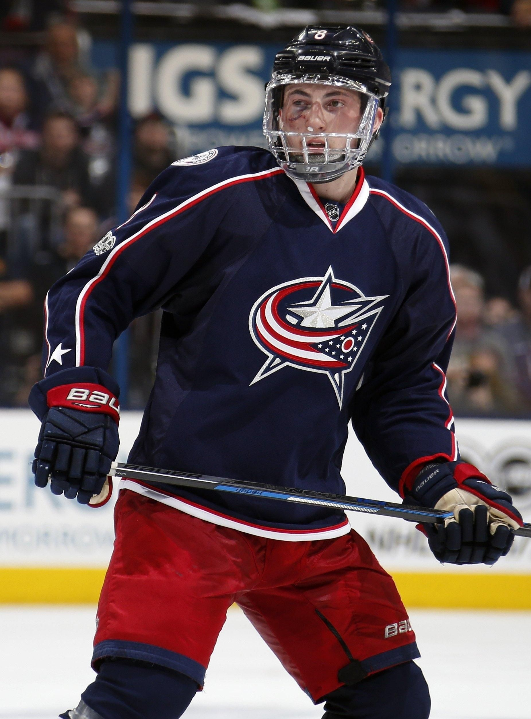 Blue Jackets | Injured Zach Werenski out for postseason - The ...