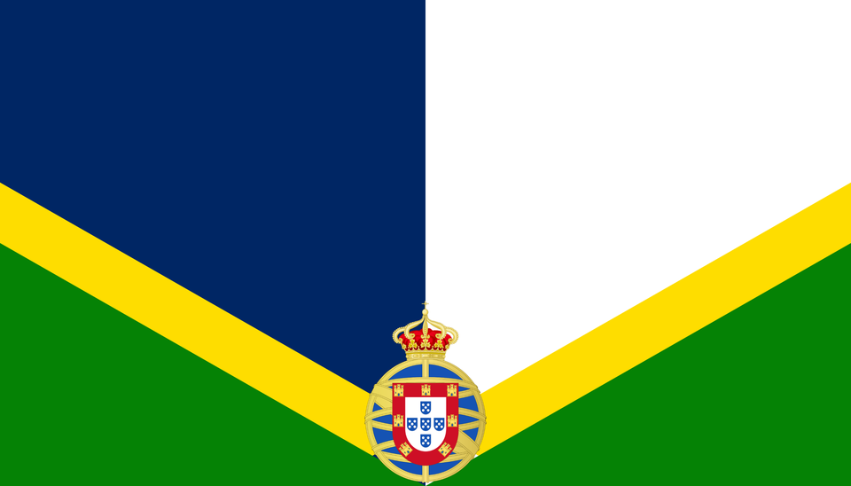 A Flag For The Uk Of Portugal And Brazil Vexillology Historical Flags Brazil Flag