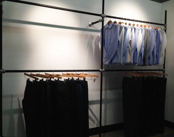 Laundry Room Ideas Small Clothes Hanger