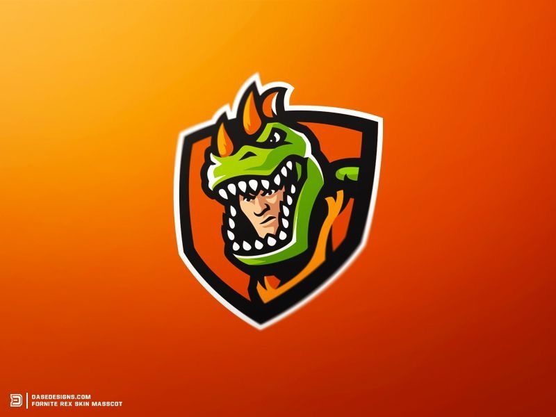 Fortnite With Images Game Logo Design Skin Logo Sports Logo