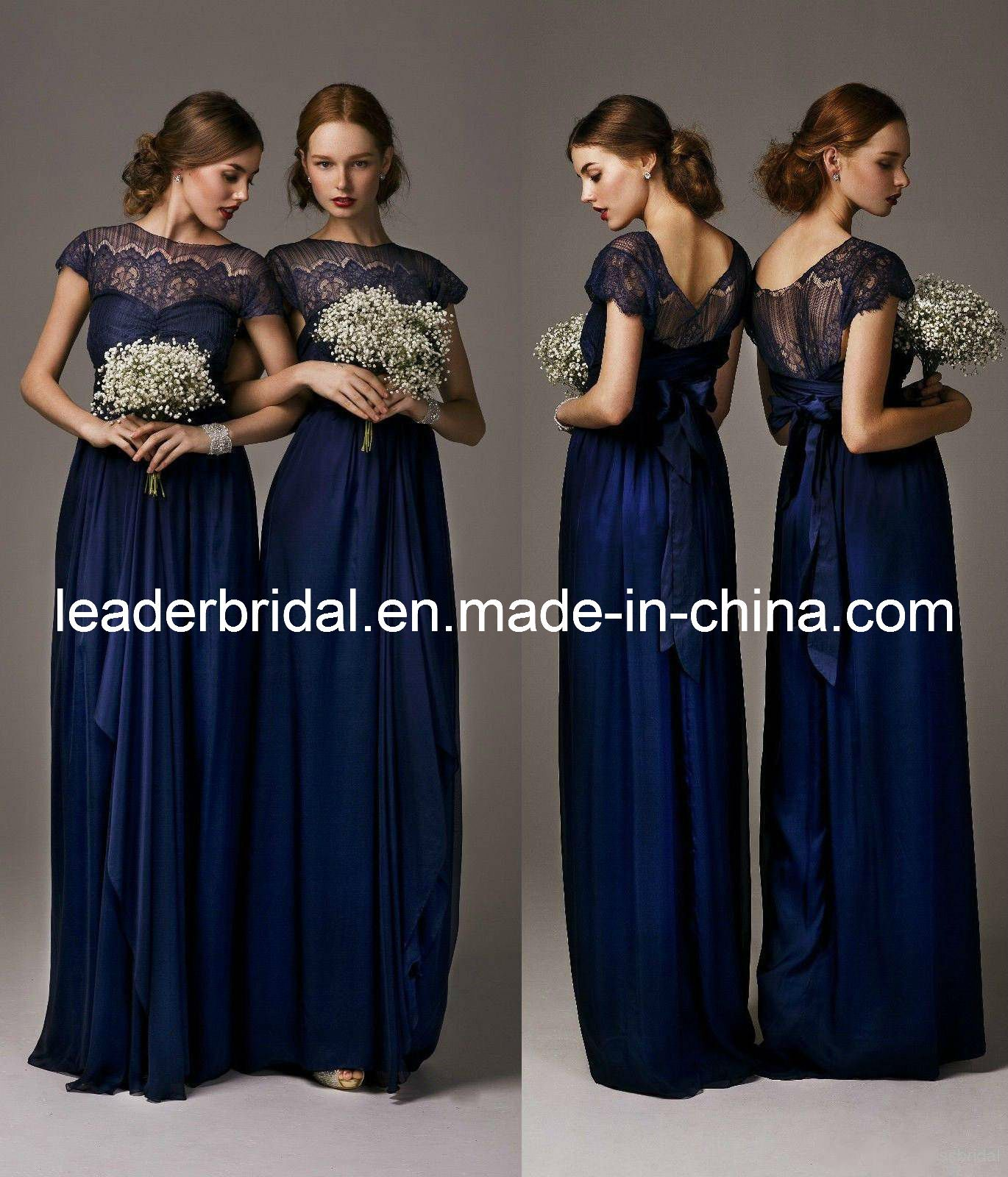 unique navy bridesmaid dresses - Google Search | Bridesmaid ...