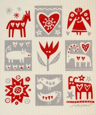 Scandinavian Design Christmas Designs Nordic Christmas Danish Christmas
