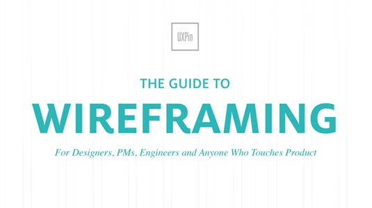 This free book will help you conquer wireframing