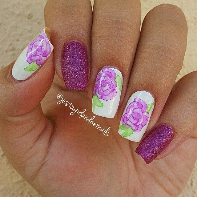 justagirlandhernails | justagirlandhernails #nail #nails #nailart