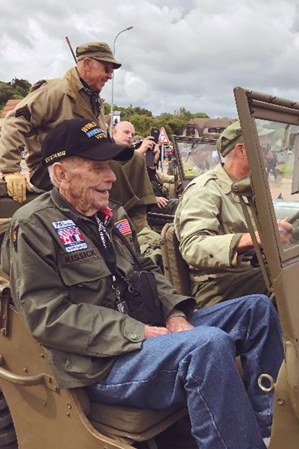 Our Veterans | Veterans' Stories | Ww2 veterans, Landing