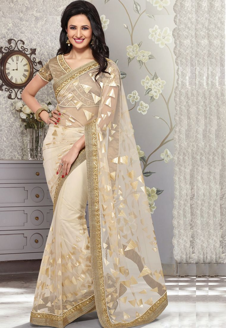Image result for yellow color net sarees