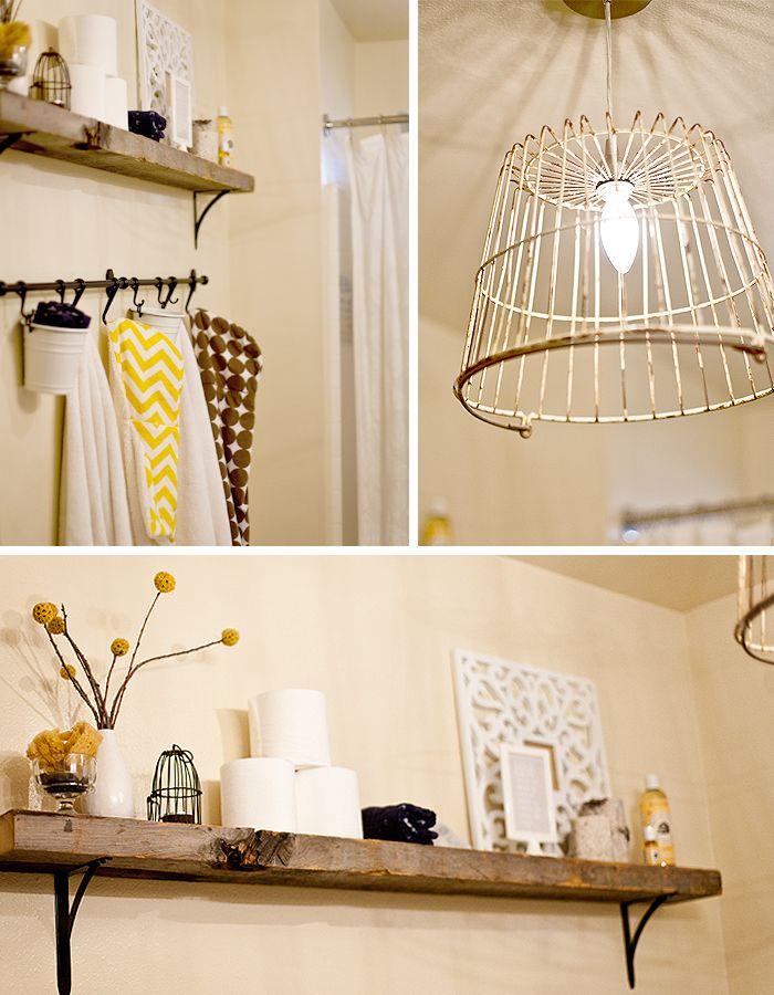 Cute Shelf Cute Towel Rack Cute Light Love It Decor