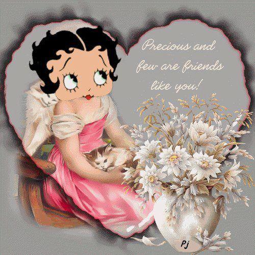 92 Frases De Amor Y Vida Betty Boop Pinterest Betty Boop And