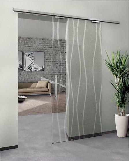 Scrigno soluzione vetro esterno muro con pinze a vista è un ...