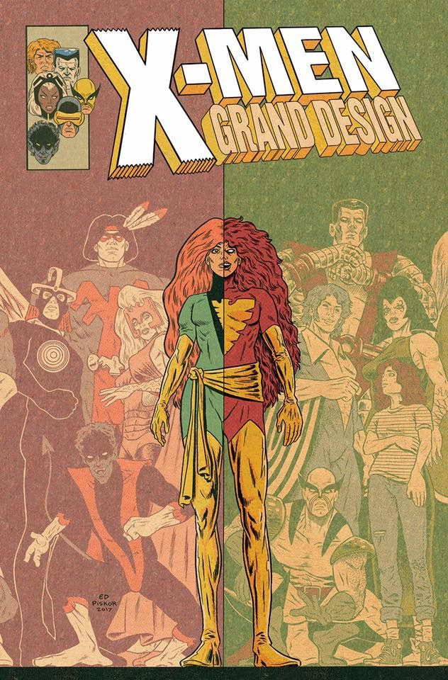 Reveals X Men Grand Design For Marvel Http Www Cbr Com Ed Piskor Xmen Grand Design Grand Designs X Men Comics