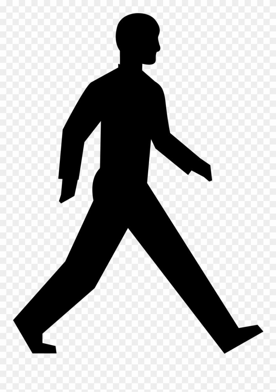 Walking Clipart Clip Art Walking Cartoon Man Clipart