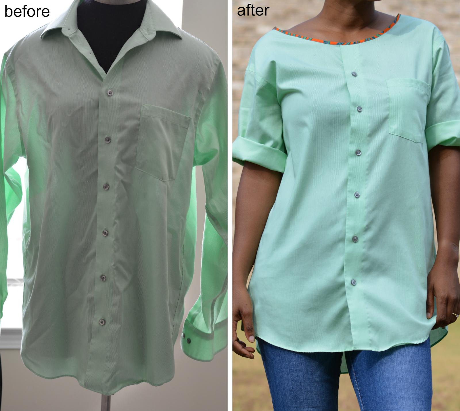 вторая жизнь старых мужских рубашек фото то, что скворцы