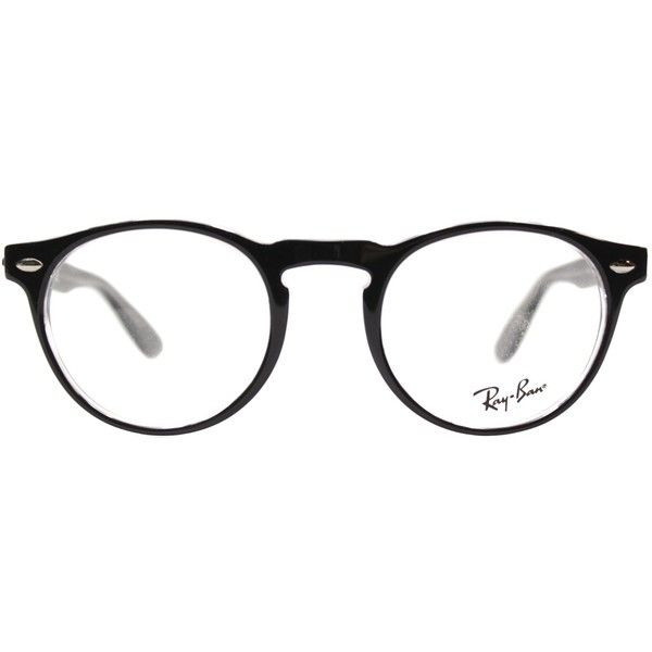 34fad6a4f3e Ray Ban RX5283 2034 Glasses (€100) ❤ liked on Polyvore featuring  accessories