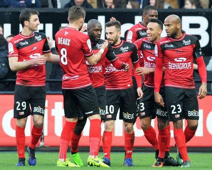 Image result for Guingamp team 2017