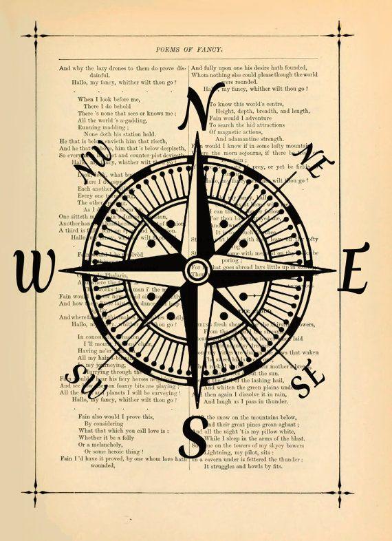 Compass Compass Drawing Nautical Compass Drawing Compass Art