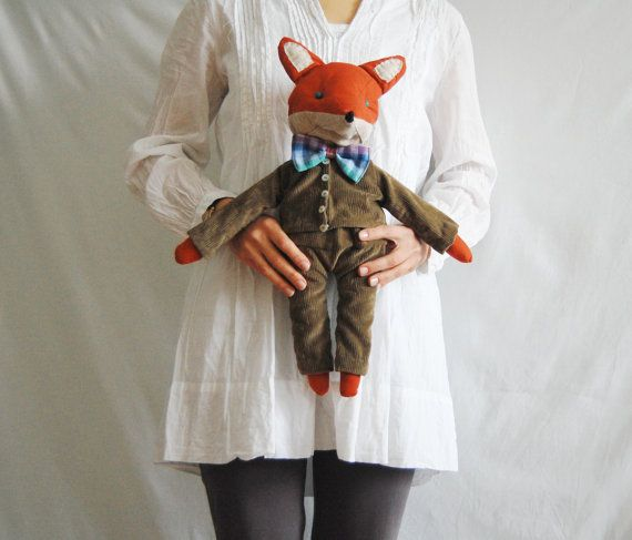 Fantastic Mr Fox Doll Want Fantastic Mr Fox Fox Doll Mr Fox