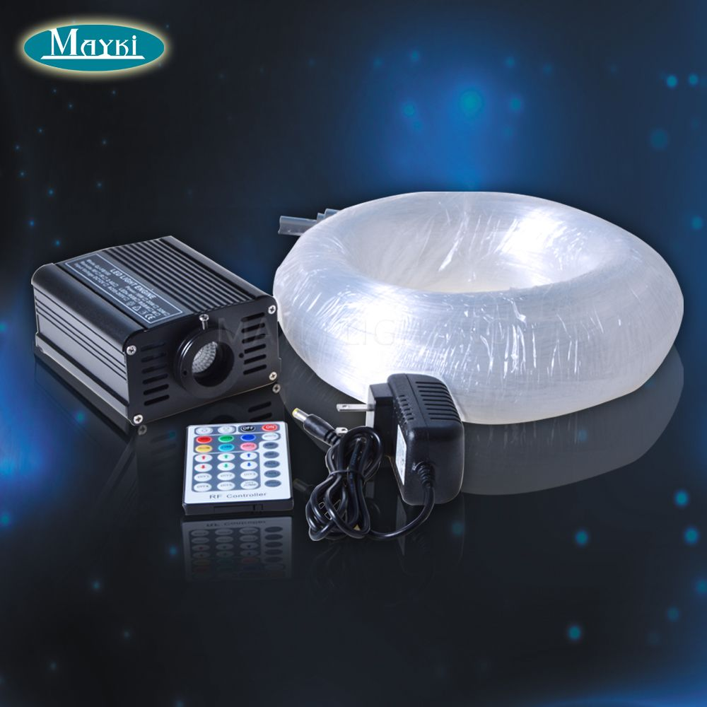 50000h 12v dc 16w led starry ceiling kits fiber optic decoration 50000h 12v dc 16w led starry ceiling kits fiber optic decoration 200pcs 20m sparkle fiber dailygadgetfo Image collections