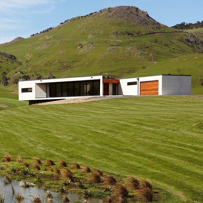 From Grand Designs New Zealand #design #architecture
