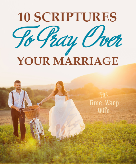 Wedding Quotes Bible: 10 Scriptures To Pray Over Your Marriage
