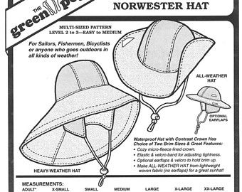 Rain Hat Pattern Cheaper Than Retail Price Buy Clothing Accessories And Lifestyle Products For Women Men
