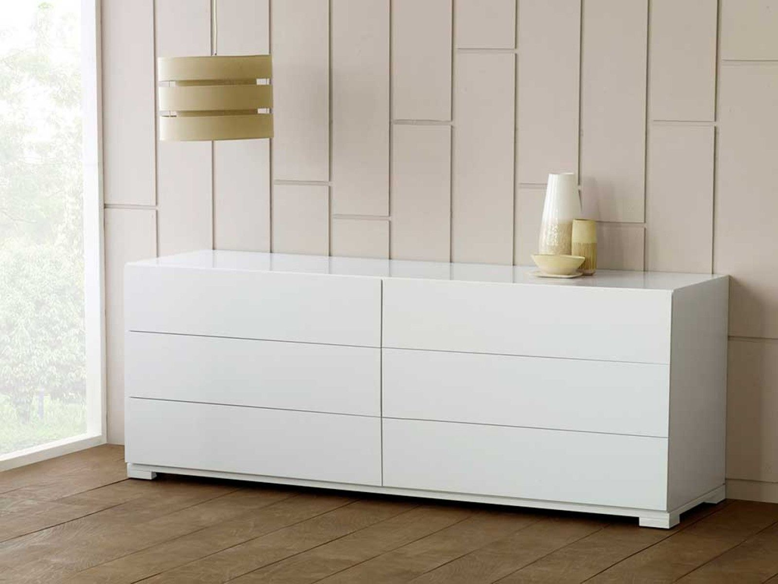 BEDROOM Bedroom Storage Bench White Wooden Drawers With Chest Large 6 Drawer
