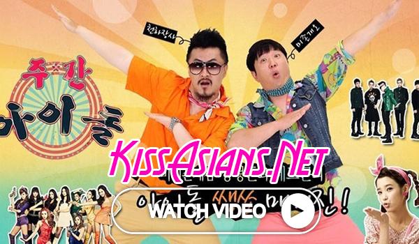 Weekly idol Episode 340 Eng Sub   kissasians net   Weekly