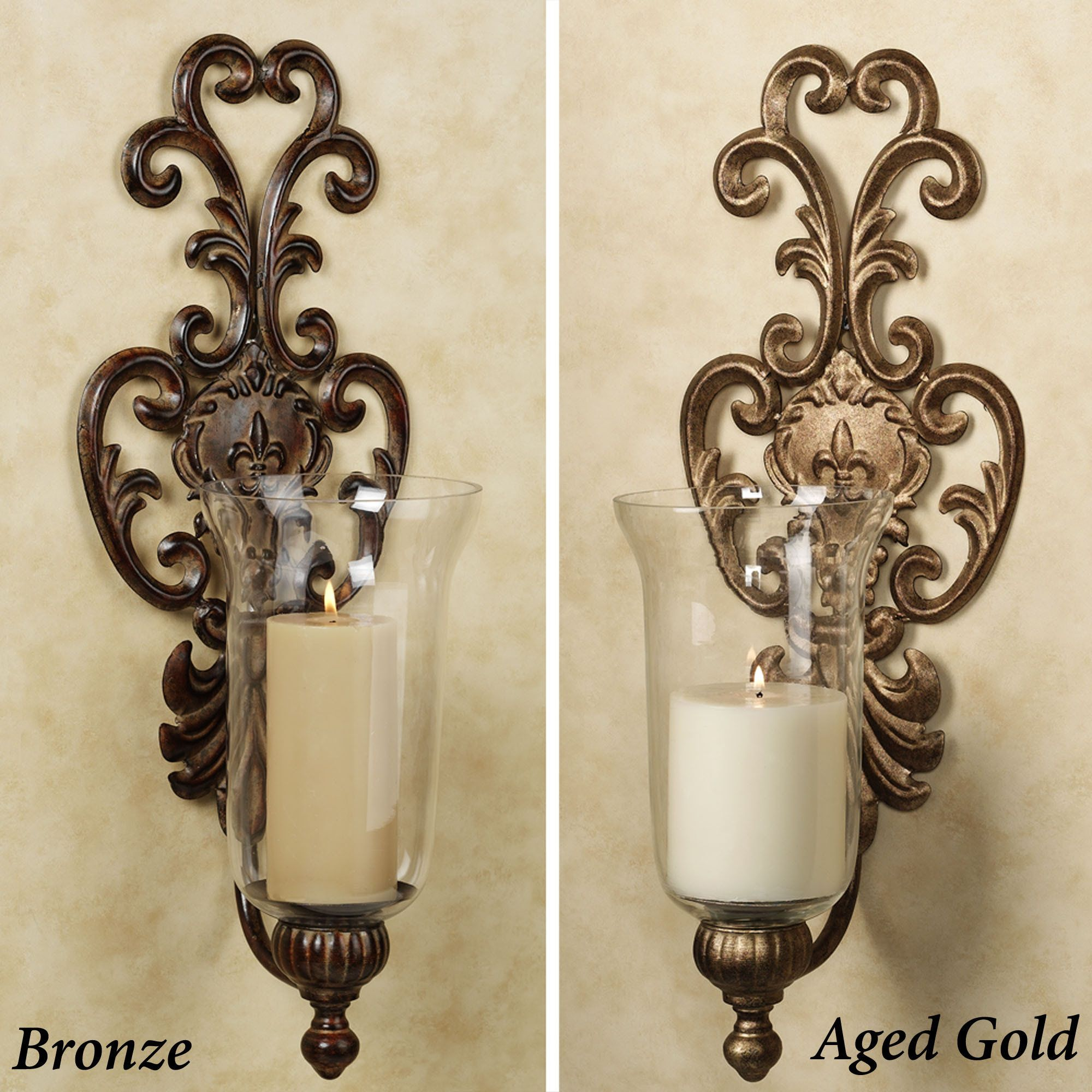 Asciano Hurricane Wall Sconce Home Pinterest Wall Sconces
